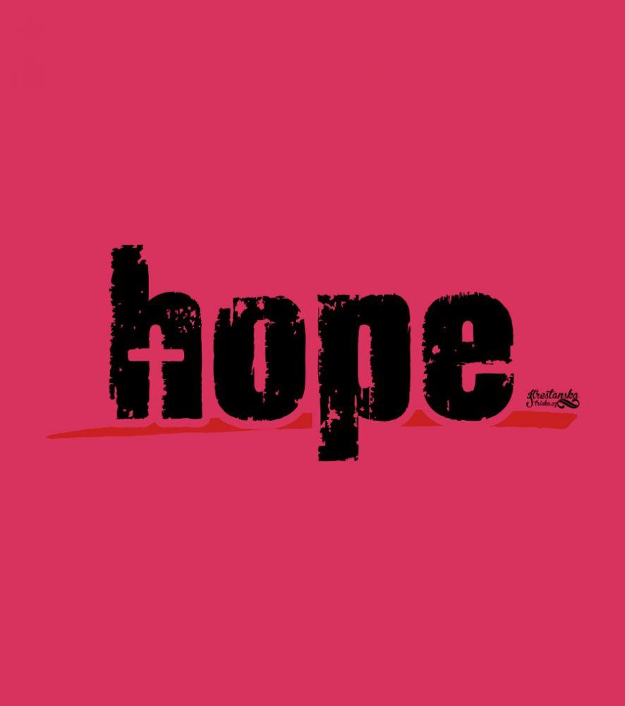 HOPE DÁMSKÉ RŮŽOVÁ