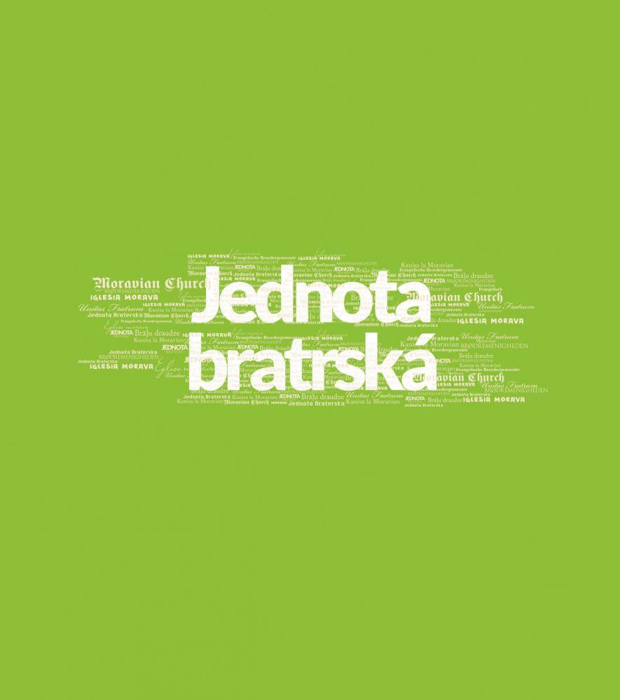 JEDNOTA BRATRSKÁ pánské triko světle zelená