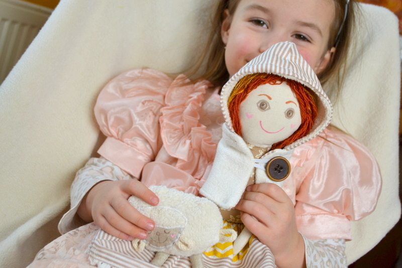 Pastýřka- panenka