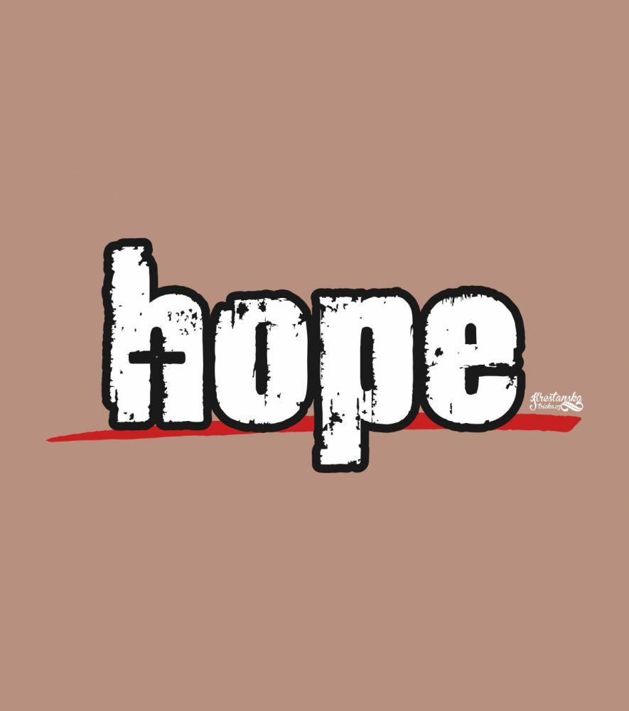 HOPE PÁNSKÉ SVĚTLE HNĚDÉ