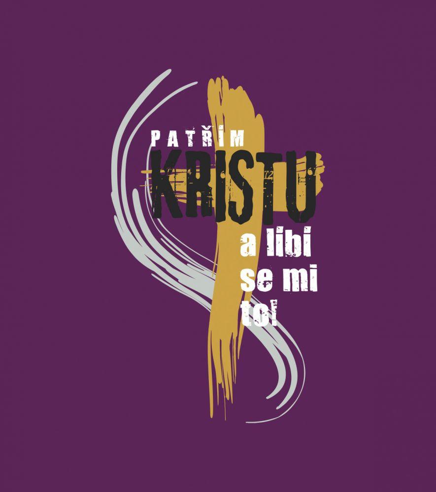 I BELONG TO CHRIST CZ womens (purple)