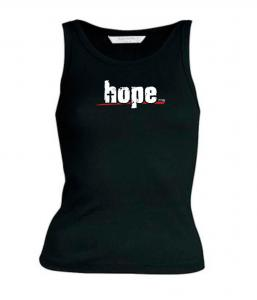 HOPE womens sleeveless (black)