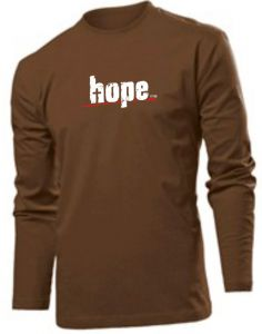 HOPE (brown)